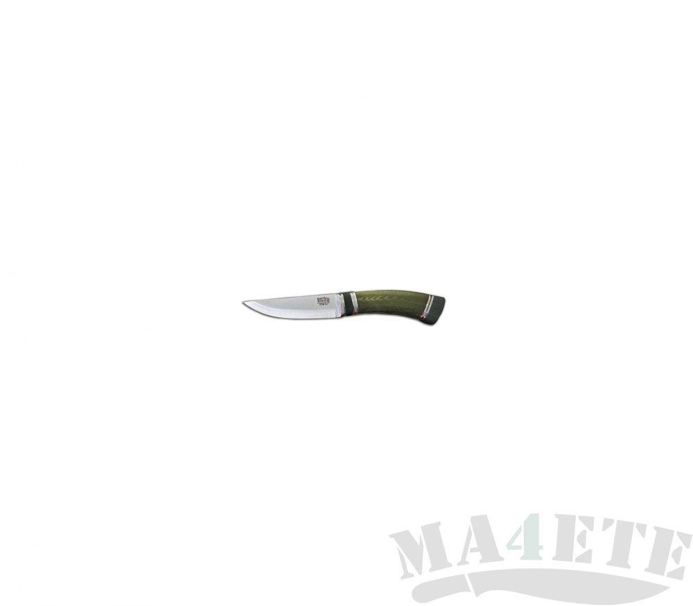 картинка Нож Bark River Scandi Green Linen Mic. Black Paper sp. от магазина ma4ete