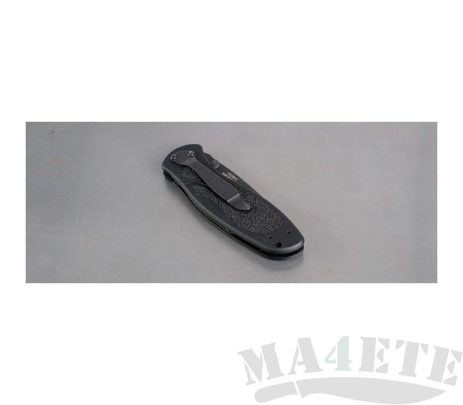 картинка Складной полуавтоматический нож Kershaw Blur Black K1670BLK от магазина ma4ete