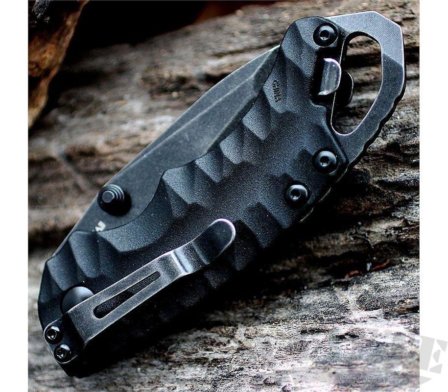картинка Складной нож Kershaw Shuffle II Black K8750TBLKBW от магазина ma4ete