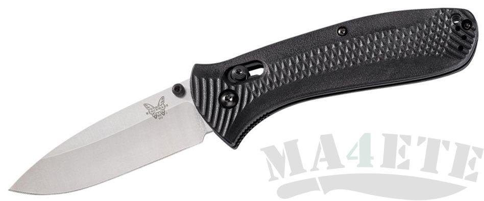 картинка Складной нож Benchmade Presidio Ultra Satin 522 от магазина ma4ete
