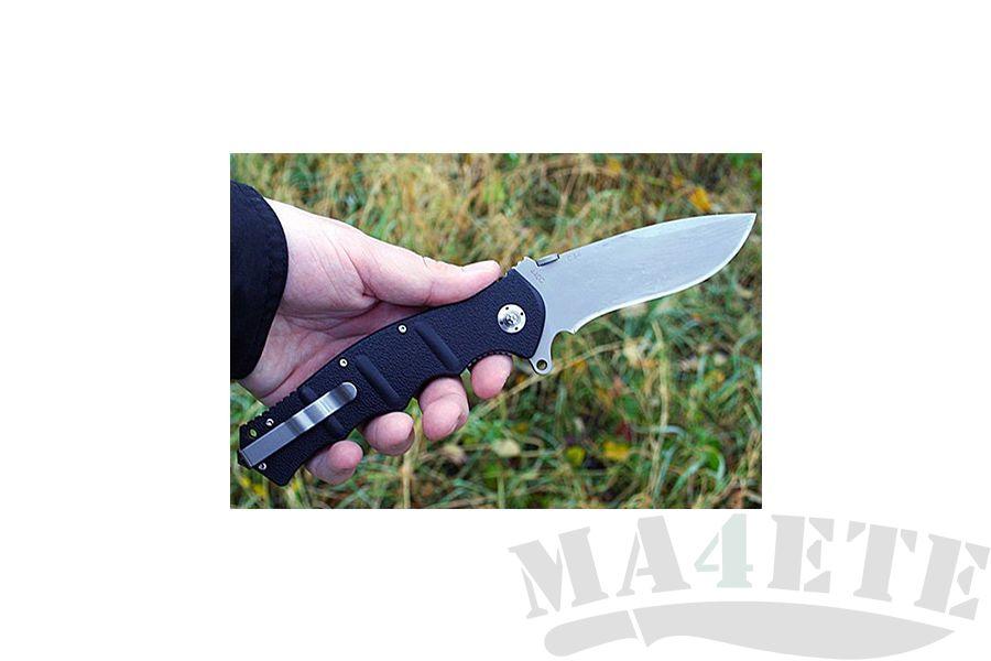 картинка Складной нож Boker Kalashnikov AK-101 Gray Plain 01KAL101 от магазина ma4ete