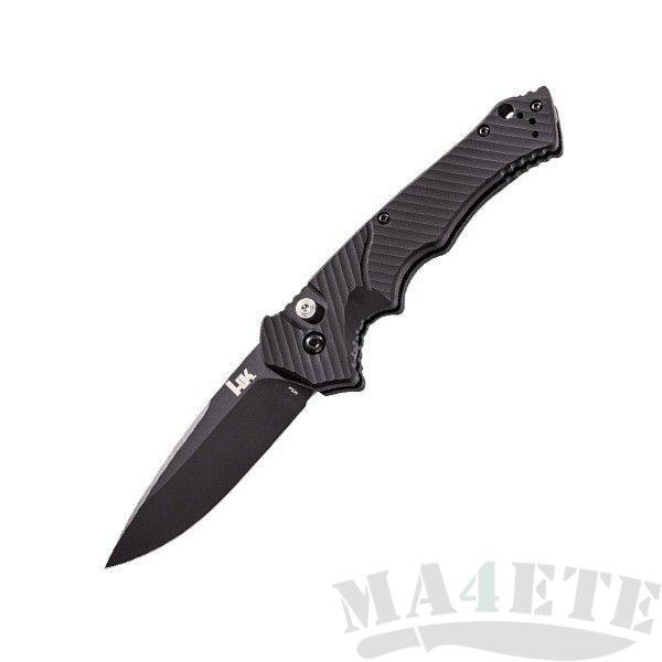 картинка Складной автоматический нож Benchmade Heckler&Koch MP5 BM6000010BK от магазина ma4ete