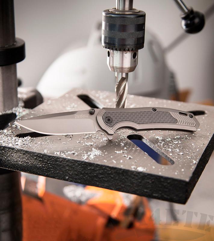 картинка Складной полуавтоматический нож Kershaw Fringe 8310 от магазина ma4ete