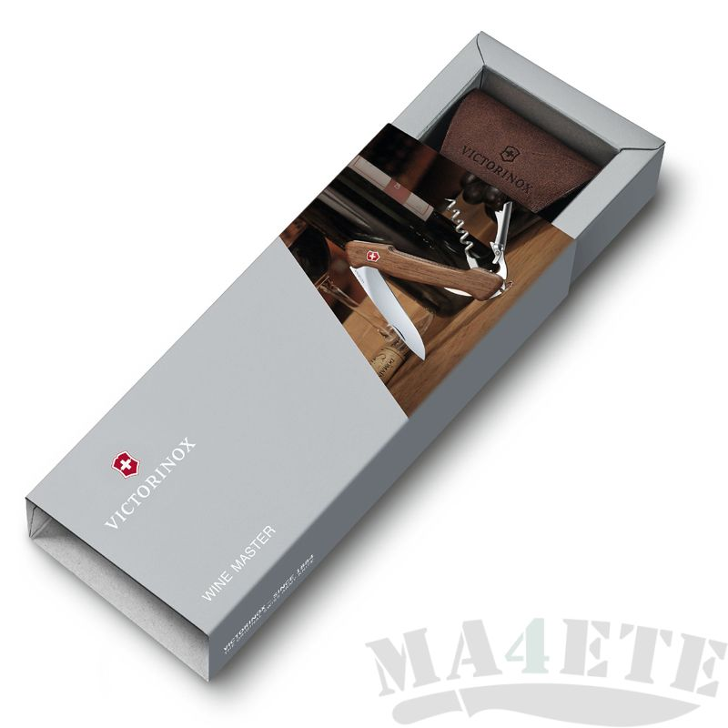 картинка Складной нож Wine Master 10.0 см. 0.9701.63 от магазина ma4ete