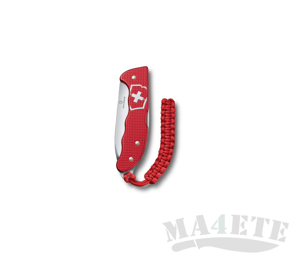 картинка Складной нож Victorinox Hunter Pro Alox Red, 130 мм 0.9415.20 от магазина ma4ete