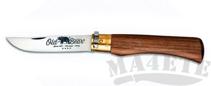 картинка Нож складной Antonini Old Bear 9306/23_LN Walnut ХL от магазина ma4ete
