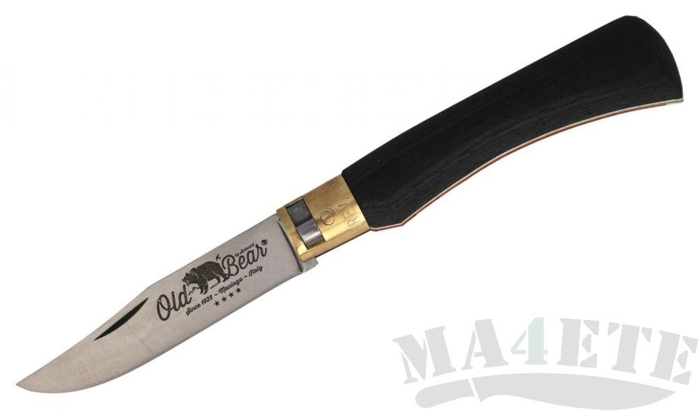 картинка Нож складной Antonini Old Bear 9307/19_MT Laminate M от магазина ma4ete