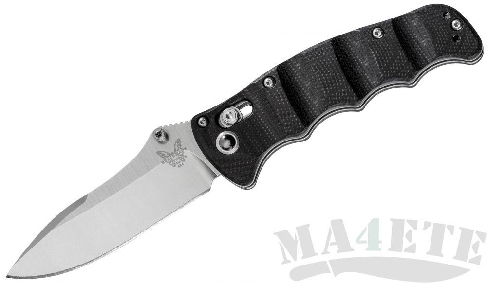 картинка Нож складной Benchmade 484 Nakamura Axis от магазина ma4ete