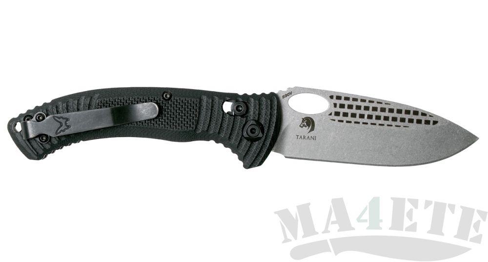картинка Нож складной Aileron,Miled Black G10 Handle 8.8 см. BM737 от магазина ma4ete
