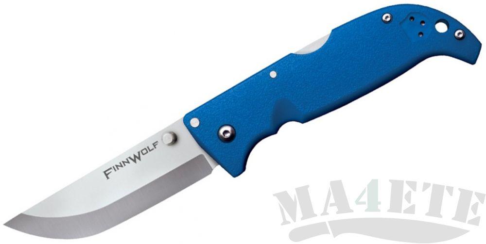 картинка Нож складной Cold Steel 20NPG Finn Wolf Blue,8.9 см от магазина ma4ete