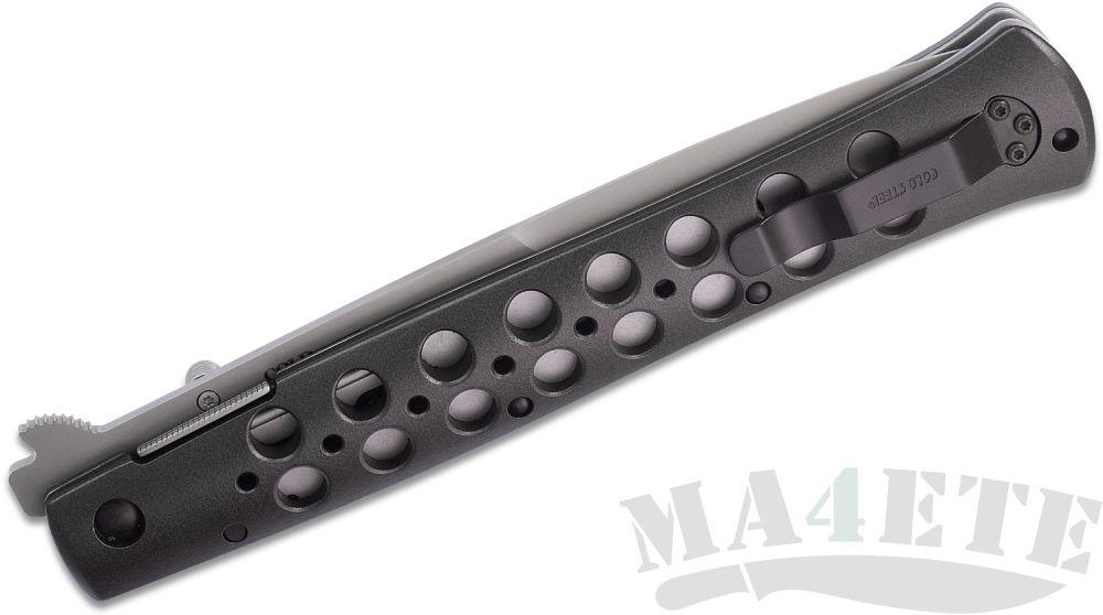 "картинка Нож складной Cold Steel 26B6 Ti-Lite 6"" Black Aluminum Handle 15.2 см от магазина ma4ete"