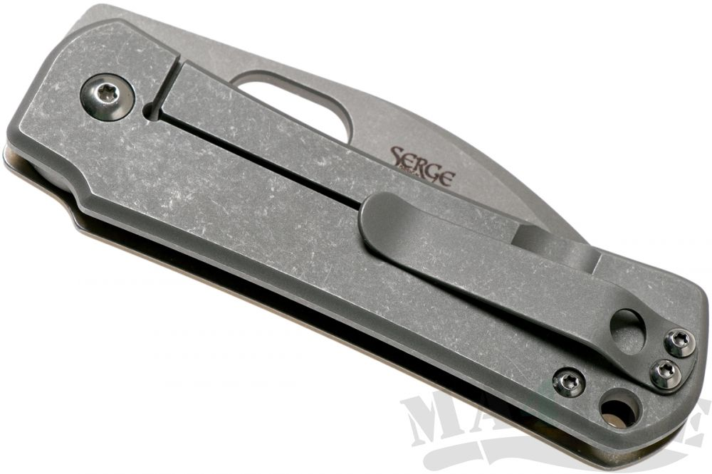 картинка Нож складной Boker Plus 01BO082 Gust, 7.3 см от магазина ma4ete