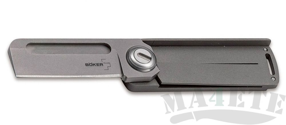 картинка Складной нож-брелок Böker Plus Darriel Caston Design Rocket Titan 4.4 см 01BO264 от магазина ma4ete