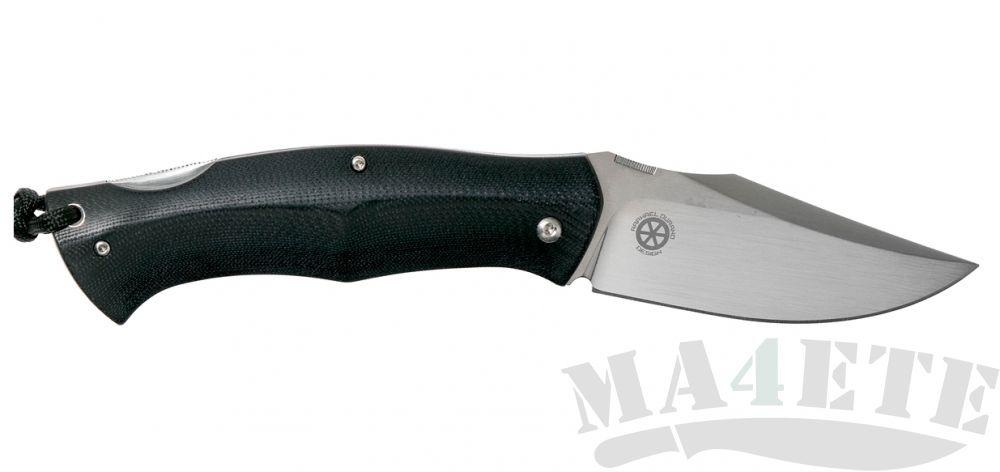 картинка Складной нож Boker Plus 01BO266 Kerberos, G-10, сталь D2 от магазина ma4ete
