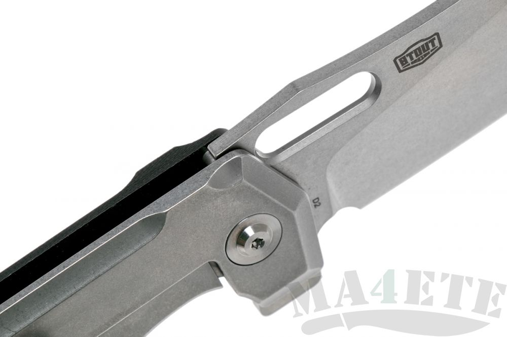 картинка Нож складной Böker Plus Jason B. Stout Design Leviathan Flipper G10 8.0 см. BK01BO751 от магазина ma4ete