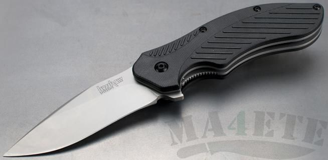 картинка Нож складной KERSHAW 1605 Clash, полуавтомат от магазина ma4ete