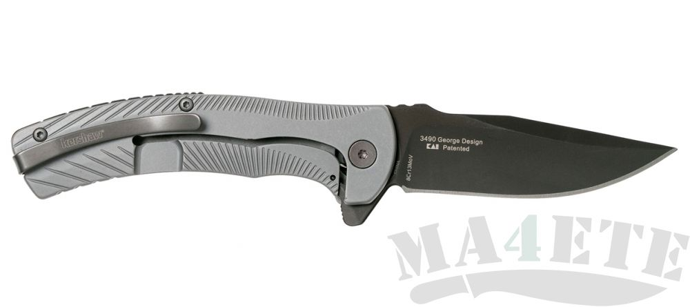 картинка Нож складной Kershaw 3490 Seguin, полуавтомат от магазина ma4ete