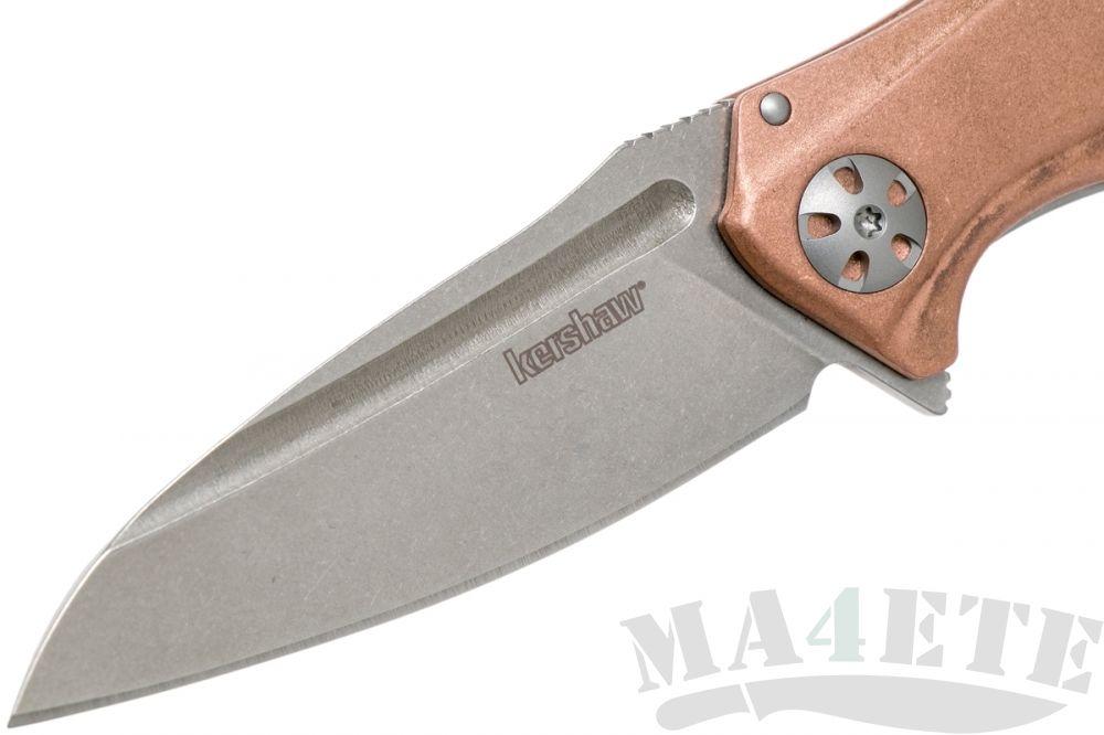картинка Нож складной Kershaw 7006CU Natrix Copper от магазина ma4ete