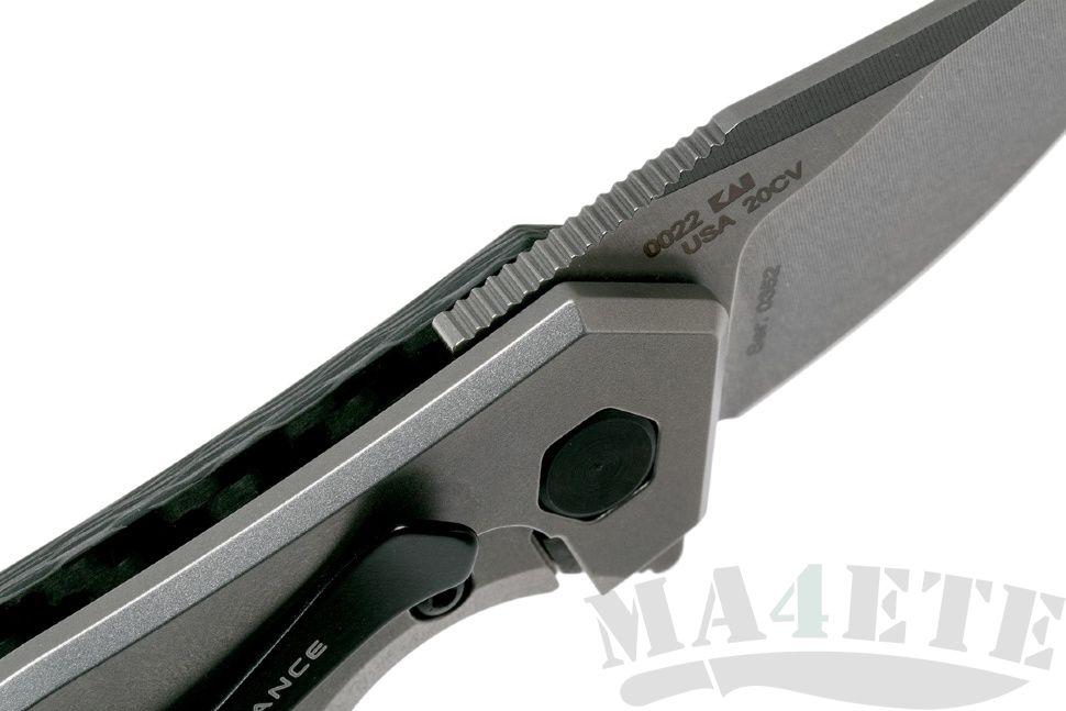 картинка Нож складной Tim Galyean design Zero Tolerance, 4.9 см, K0022 от магазина ma4ete