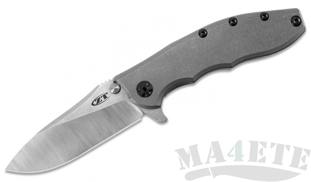 картинка Нож складной Zero Tolerance 0562TI от магазина ma4ete