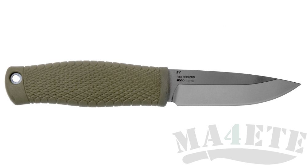 картинка Нож с фиксированным клинком Benchmade 200 Puukko CPM 3V, Nylon Handle BM200 от магазина ma4ete
