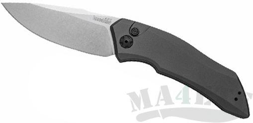 картинка Автоматический нож Kershaw Launch 1 Grey K7100GRYSW от магазина ma4ete