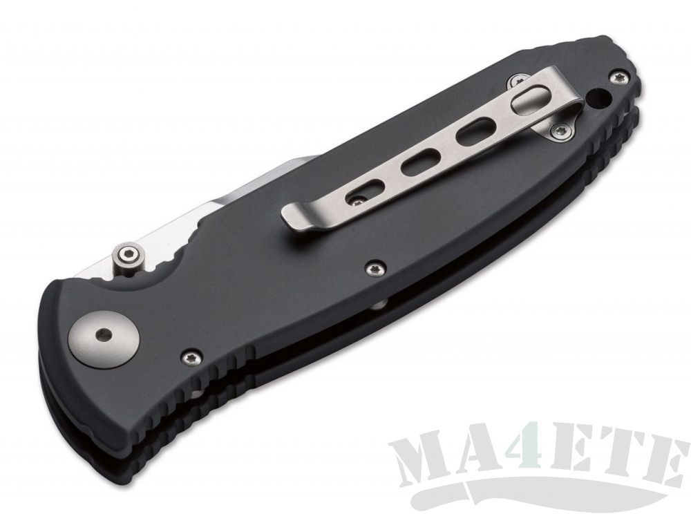 картинка Нож складной Boker Manufaktur Solingen Kalashnikov 70th Anniversary D2 Tool Steel 11KAL70 от магазина ma4ete