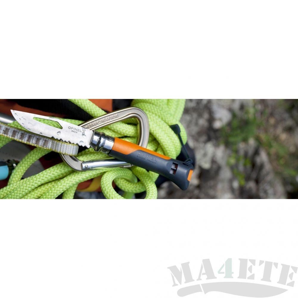 картинка Нож складной Outdoor 8VRI, оранжевый 8.5 см, 1577 от магазина ma4ete