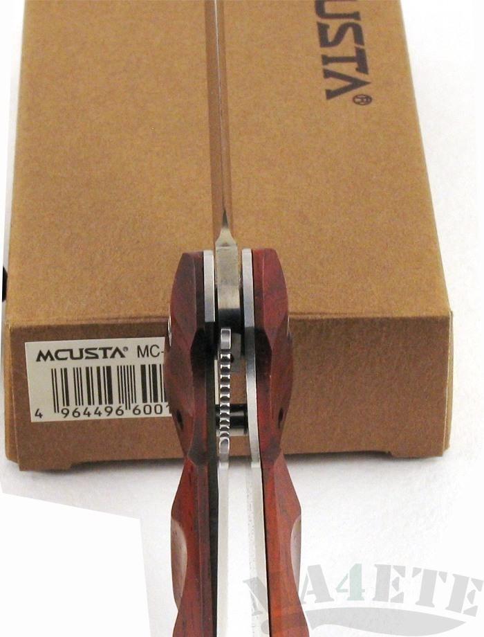 картинка Нож складной Mcusta Basic Folder Cocobolo MC-0024 от магазина ma4ete