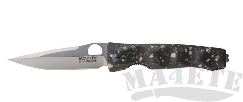 картинка Нож складной Mcusta Elit Tactility MC-0123 от магазина ma4ete