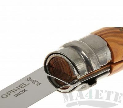 картинка Нож филейный складной Opinel Effile бук/нержавеющая сталь 10VRI от магазина ma4ete