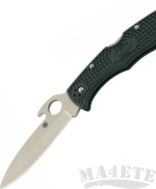 картинка Нож складной Spyderco Endura Wave Emerson Opener C10PGYW от магазина ma4ete