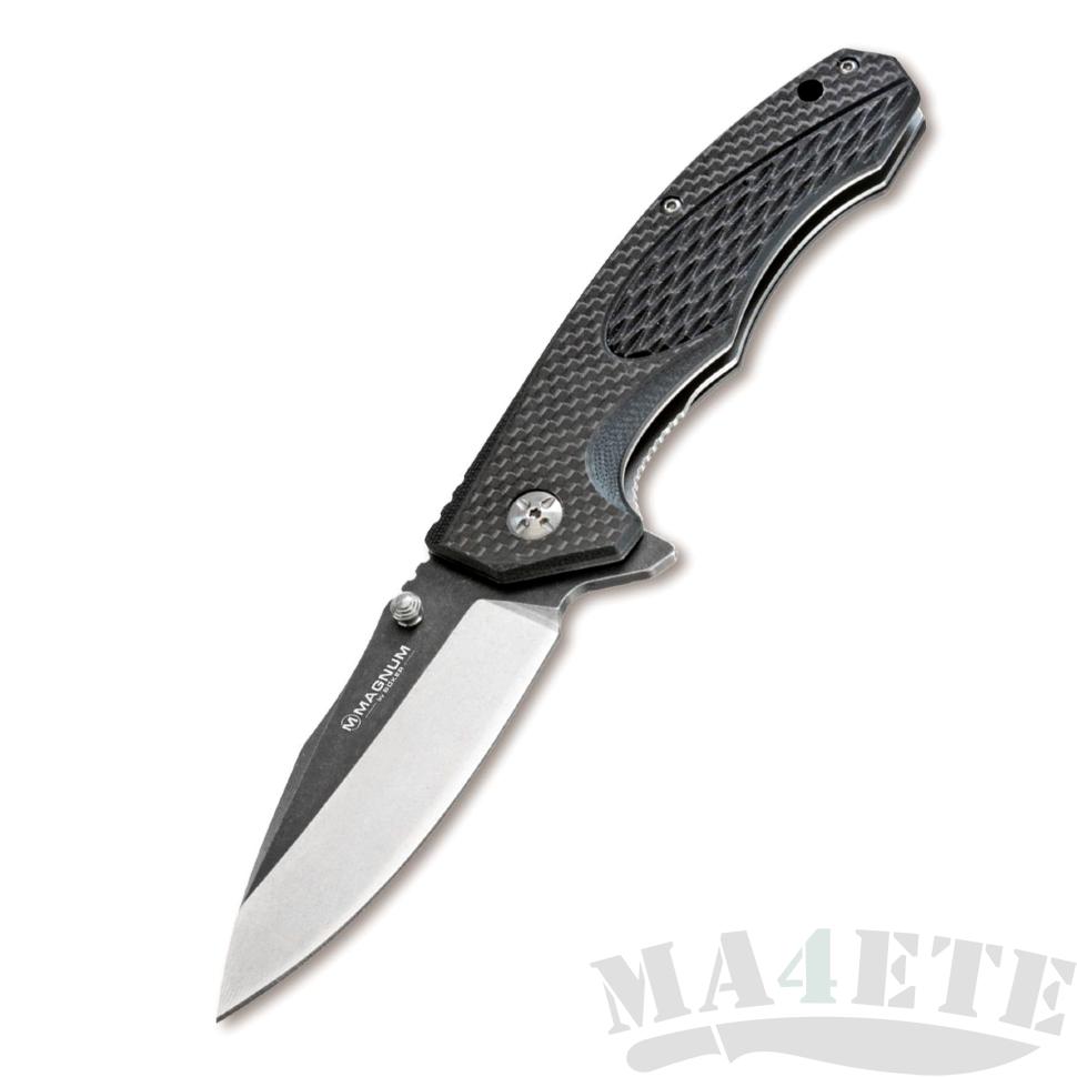 картинка Складной нож Boker Omen 01SC057 от магазина ma4ete