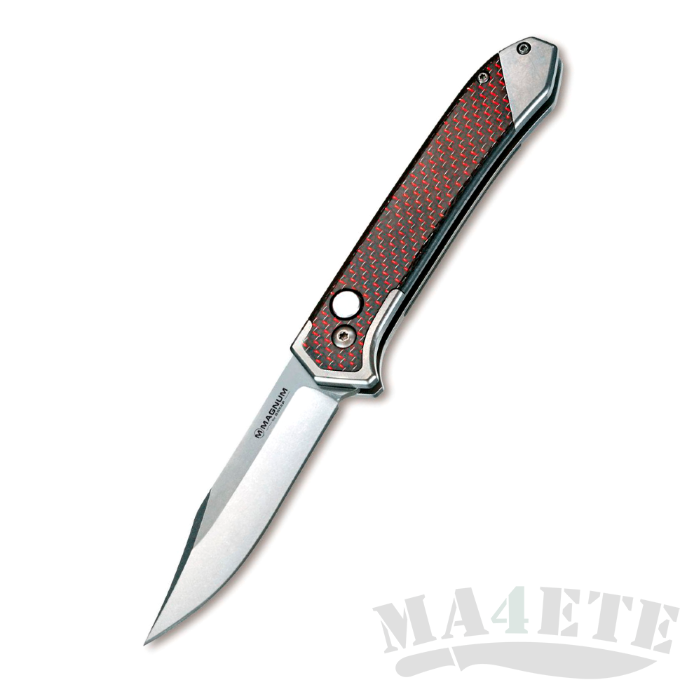 картинка Складной автоматический нож Boker Rubico Auto 01SC054 от магазина ma4ete