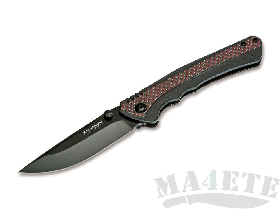 картинка Складной нож Boker Rubico 01SC053 от магазина ma4ete