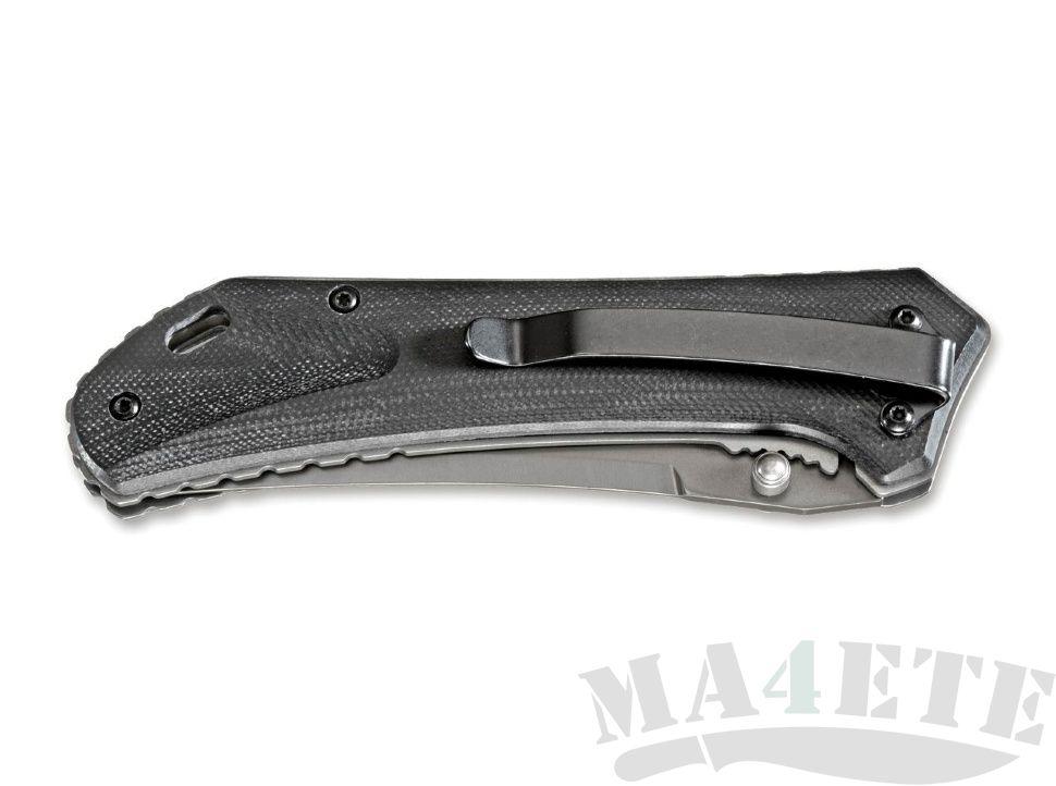 картинка Складной полуавтоматический нож Boker Nero 01RY964 от магазина ma4ete