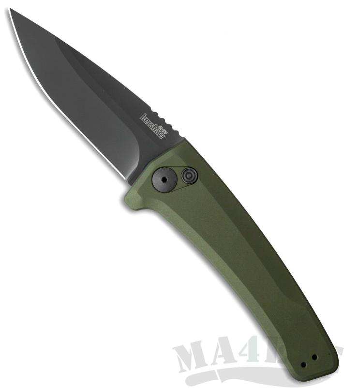 картинка Складной автоматический нож Kershaw Launch 3 7300BLKOL от магазина ma4ete