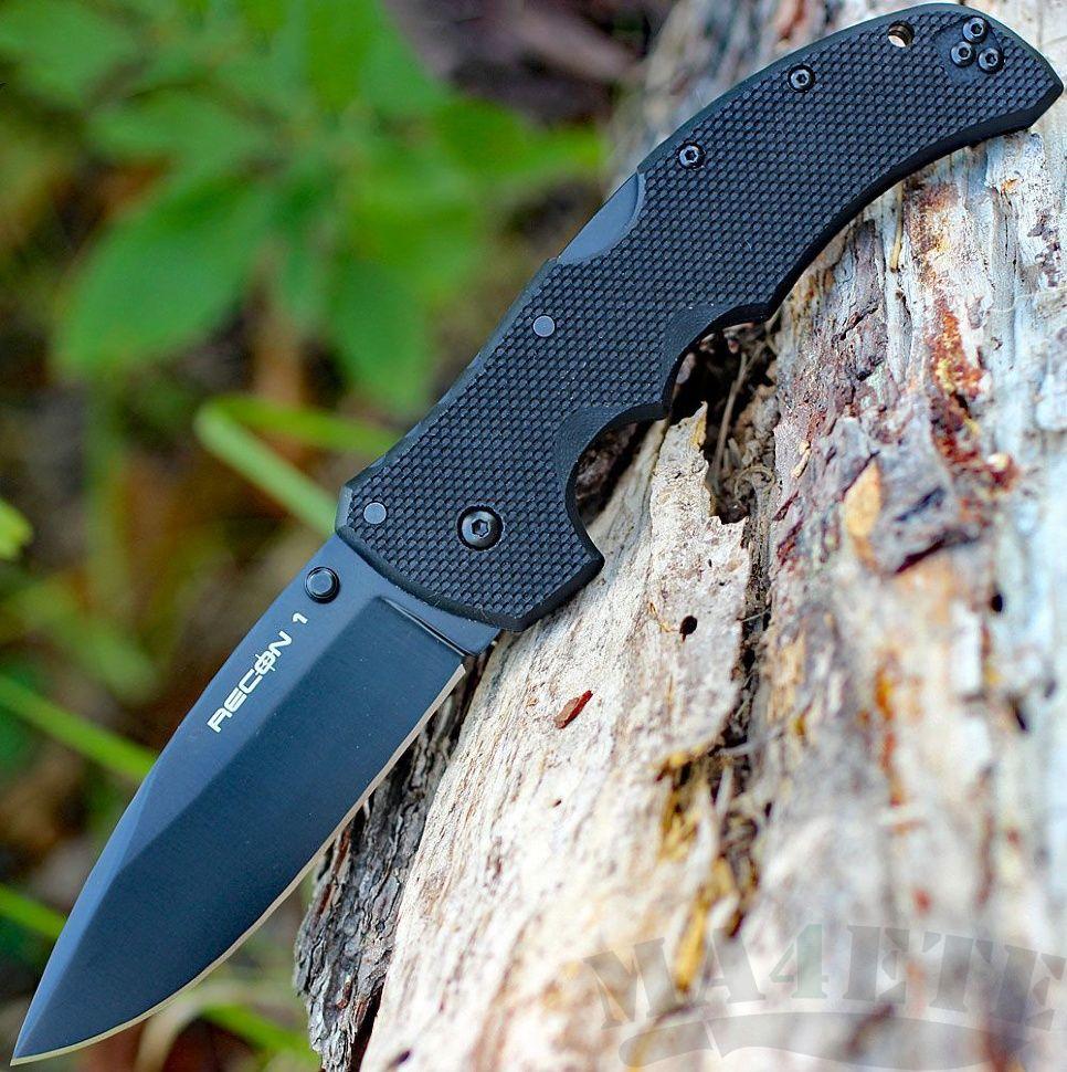 картинка Складной нож Cold Steel Recon 1 27BS от магазина ma4ete