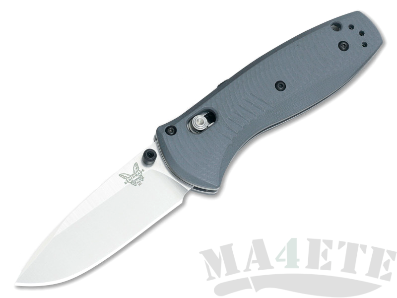 картинка Складной полуавтоматический нож Benchmade Mini Barrage 585-2 от магазина ma4ete