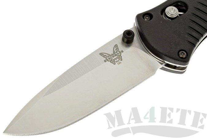 картинка Складной полуавтоматический нож Benchmade Mini Barrage 585 от магазина ma4ete