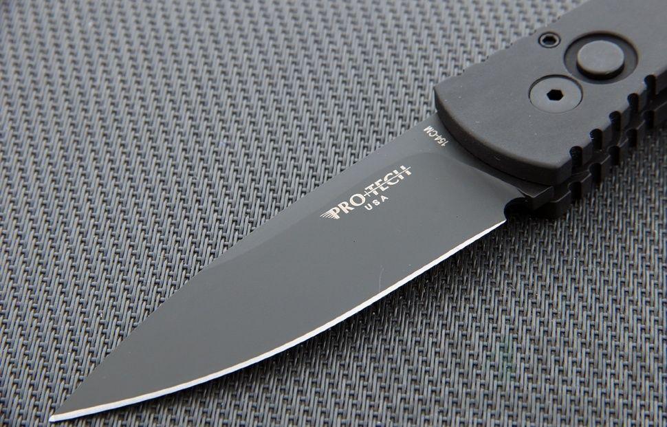 картинка Складной автоматический нож Pro-Tech TR-2 Skull SWAT TR-2.64 SWAT от магазина ma4ete
