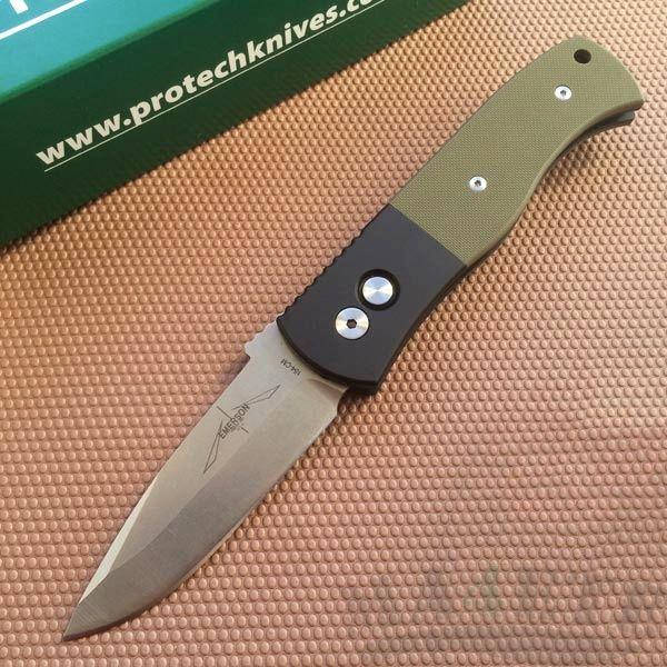 картинка Складной автоматический нож Pro-Tech Emerson CQC7A E7AGR1 от магазина ma4ete