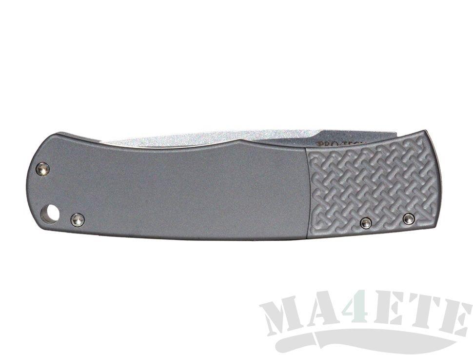 картинка Складной автоматический нож Pro-Tech Magic Whiskers BR-1.10 от магазина ma4ete