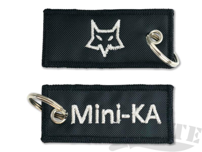картинка Складной нож-брелок Fox Mini-KA Karambit Blue 535BL от магазина ma4ete