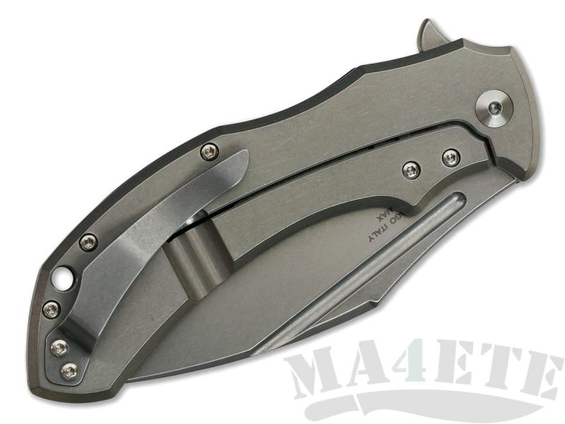 картинка Складной нож Fox Bastinelli Shadow 533CF от магазина ma4ete
