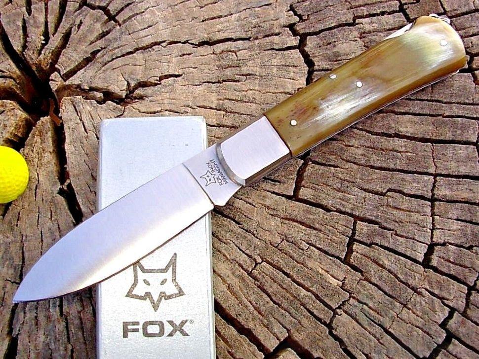 картинка Складной нож Fox Hunting F210CR от магазина ma4ete