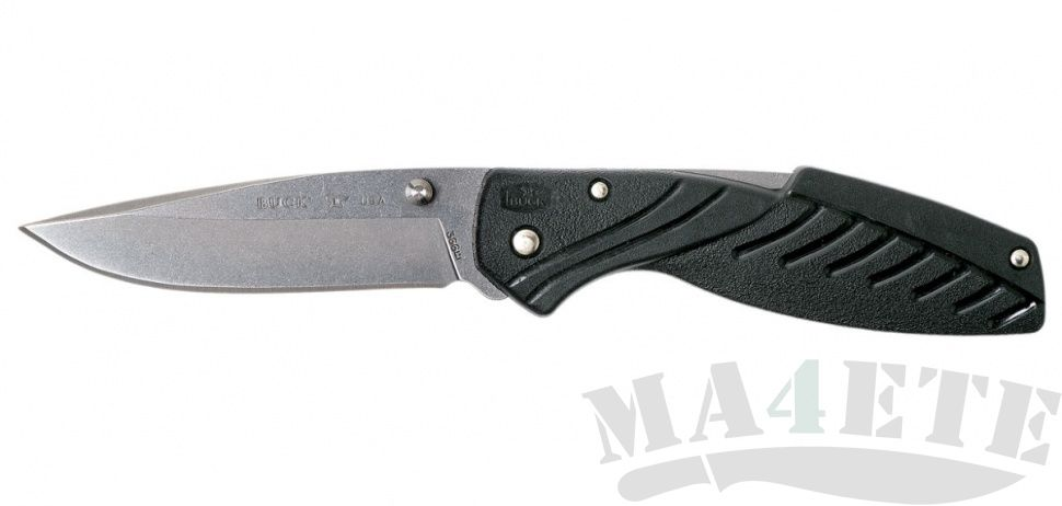 картинка Складной нож Buck Rival III 0366BKS от магазина ma4ete