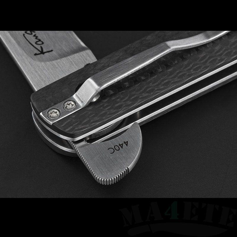 картинка Складной нож Boker Plus Wasabi CF 01BO632 от магазина ma4ete