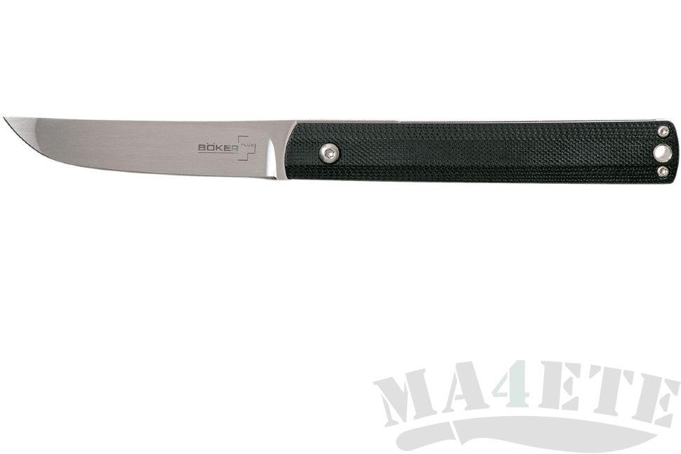 картинка Складной нож Boker Plus Wasabi G10 01BO630 от магазина ma4ete