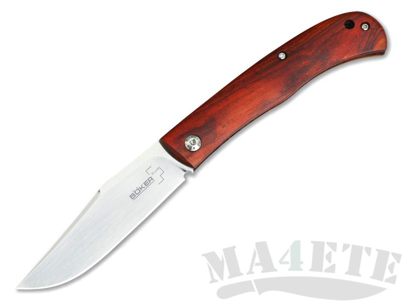 картинка Складной нож Boker Plus Slack Cocobolo 01BO069 от магазина ma4ete